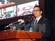 越南政府副总理武德儋:文化是全国民族精神生活的基础
