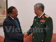 越印第九次国防战略对话在印度举行
