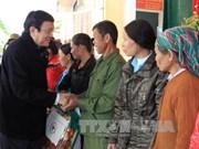 越南国家主席张晋创莅临和平省调研