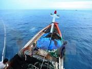 越南广义省各社会组织看望慰问在黄沙海域遇难的渔民们