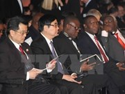 越南出席在柏林举行的第七届国际农业部长会议