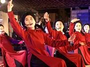 越南富寿省力争明年将春曲撤出急需保护的非物质文化遗产名录