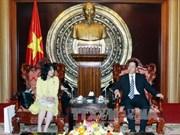 越南与日本加强多个领域的合作