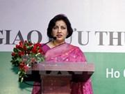 越南—印度企业论坛在胡志明市召开