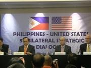 美国与菲律宾将继续保持在防务领域的合作