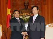 越南政府总理阮晋勇会见孟加拉国和巴拿马新任驻越南大使