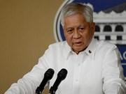 菲律宾对中国扩大在东海的活动表示担忧