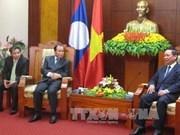 越南和平省和老挝华潘省加强合作