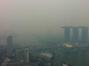 印尼正式参加东盟《防止跨国界烟雾污染协议》