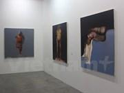 越南参加2015年《艺术登陆新加坡》博览会