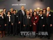 越南农民协会和德国农民协会签署2015-2017年阶段合作协议