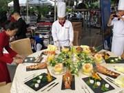 2015年第二届饮食联欢会在河内举行