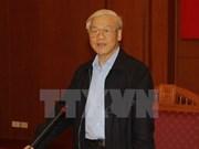 越共中央总书记阮富仲:让越南共产党与民族永远长存