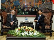 越南政府副总理会见英国首相特使