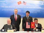 越南至美国直达航线将早日开通