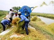 呼吁英国企业向越南农业领域投资