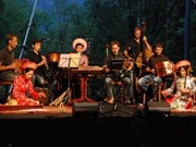 瑞士与越南民族文化联欢会