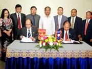 越南加强与老挝在文化遗产保护与博物馆领域合作