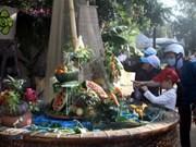 2011越南沿海乡村联欢会在宁顺省开幕