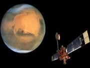 NASA发现在火星有水存在的最新证据