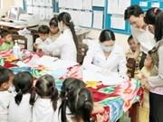政府总理要求全国加大防止手足口病力度