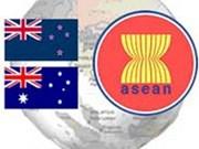 东盟—澳大利亚—新西兰自贸协定发挥积极作用