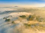 """组图:""""五彩缤纷的越南""""摄影展充分反映越南自然之美"""