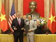 组图:美国企业在越南市场上找到立足之地