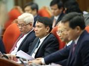 越南共产党第十二届中央委员会第十一次全体会议在河内召开(组图)