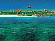 组图:简青山摄影师的越南海洋岛屿鸟瞰图