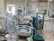 组图:新冠肺炎防控阻击战的白衣战士