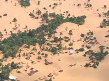 老挝一水电站大坝垮塌,数百人失踪,死亡人数还在上升(组图)