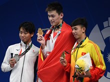ASIAD 2018:8月20日越南体育代表队暂时排名第16(组图)
