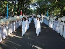 越南全国2300万名学生迎来开学典礼  党和国家领导来到各所学校出席开学典礼(组图)