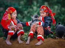通过艺术摄影作品展现越南风土人情(组图)