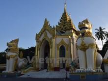 缅甸最著名的佛教圣地——仰光大金寺