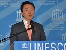 越南外交部部长长助理范生朱竞选联合国教科文组织总干事