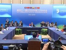范平明出席澜沧江-湄公河合作第三次外长会