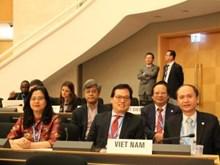 世界卫生大会:为推动全民健康全覆盖而改变行动