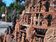 宁顺省多措并举保护占族陶器手工艺业