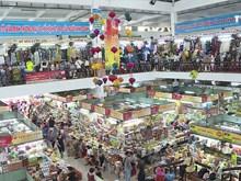 岘港市接待东北亚游客量猛增