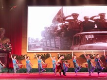 柬埔寨推翻波尔布特种族灭绝制度40周年纪念活动在河内举行(组图)