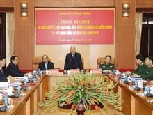 越南人民军全军各级党委和指挥机关坚持遵守党的领导(组图)