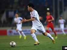 2019年亚洲杯热身赛:越南队主场与朝鲜队1-1握手言和(组图)