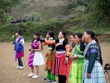 蒙族同胞欢度传统节日(组图)