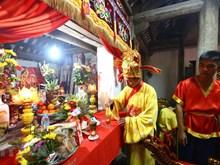 凤武寺庙会中独特的转轿迎轿仪式(组图)