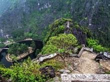 """越南""""万里长城""""美丽的风景(组图)"""