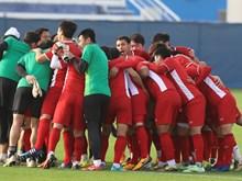 Asian Cup 2019:越南队为迎战日本队做好准备(组图)