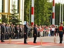 越南政府总理阮春福圆满结束对俄罗斯进行的正式访问(组图)
