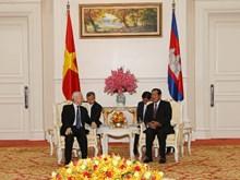 越柬建交52周年:越柬睦邻友好和合作传统源远流长(组图)